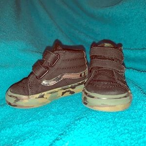 Vans Shoes - Toddler/infant size 4 Vans.